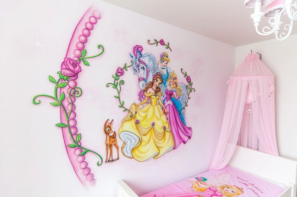 Filmpje Disney Prinsessen