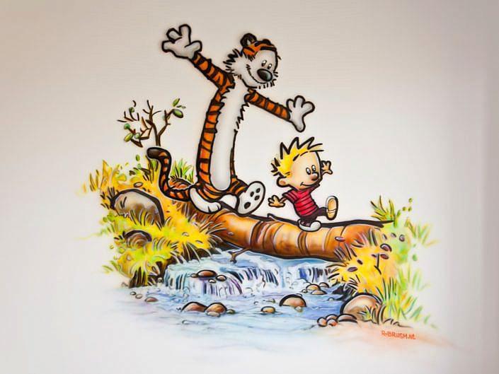 Casper & Hobbes