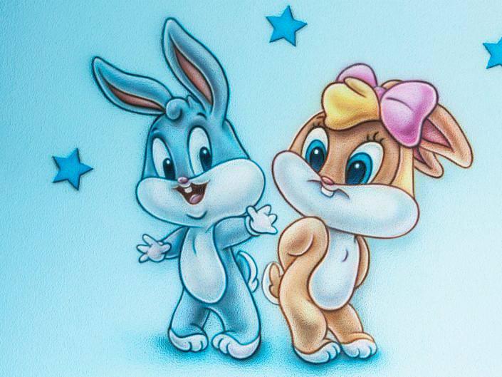 Mini Bugs Bunny